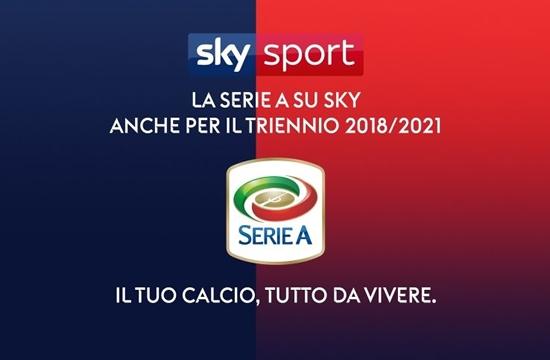 Notizie Calcio Napoli Diritti Tv La Serie A Su Sky Anche Per Il Triennio 2018 2021 266 Partite In Esclusiva A Stagione
